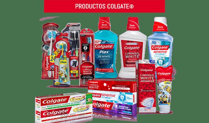 Productos Colgate