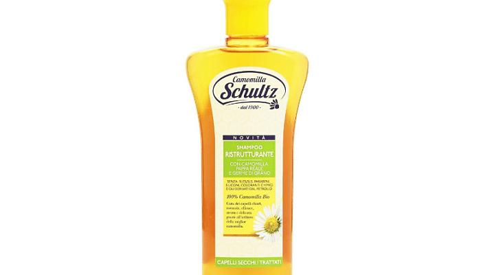 . Champú reestructurante Schultz