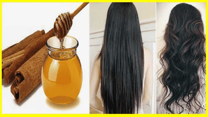 Beneficios del uso de la mascarilla de miel y canela para el cabello