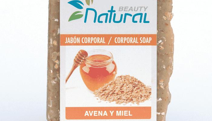 2. Jabón de Avena y Miel