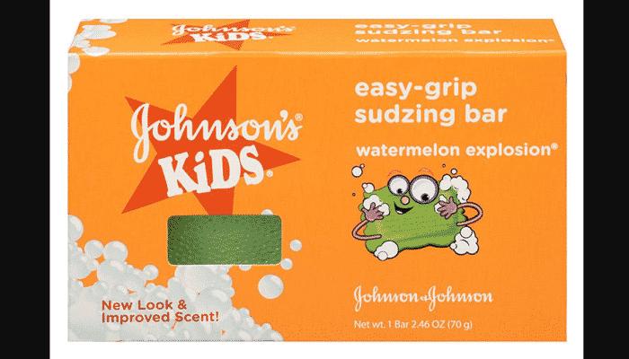 El mejor jabón para niños mayores Johson Kids