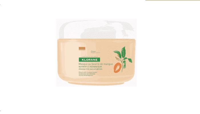 Máscara KLORANE con Mantequilla de Mango 5.0oz