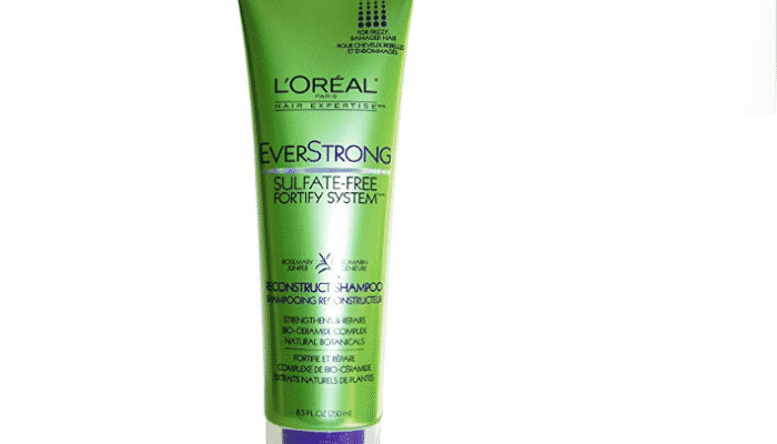 L'Oreal Paris EverStrong Sulfate-Free Fortify System Reconstruct Shampoo