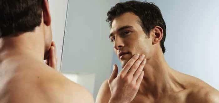 Gel para después del afeitado