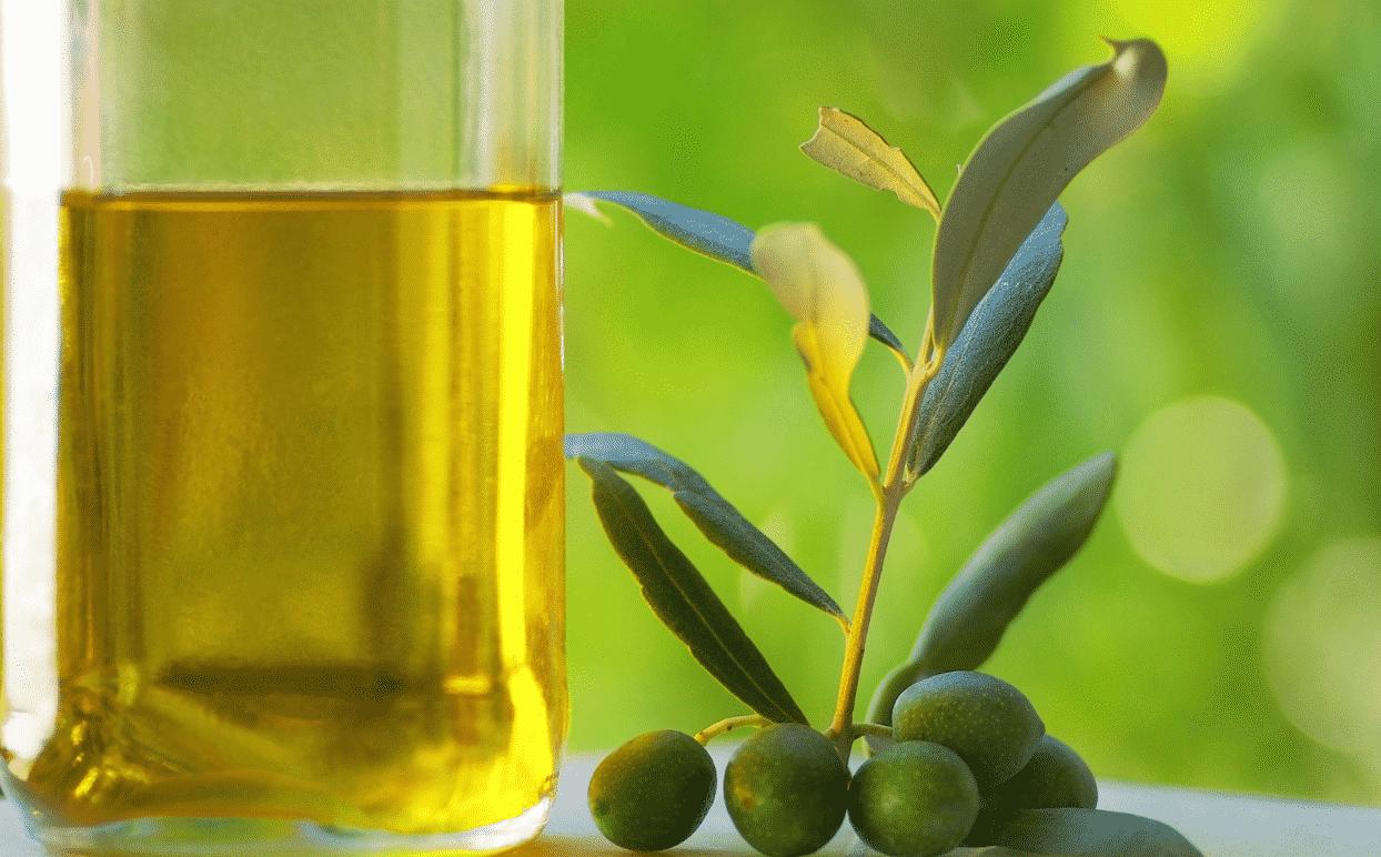 Champú de Aceite de Oliva casero fácil de usar