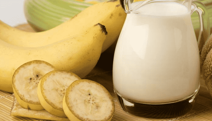 Mascarilla capilar Banana y yogur