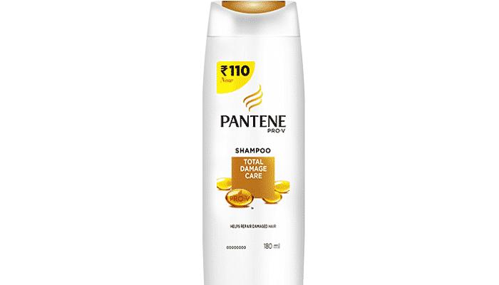 1. Pantene Pro-V Total Damage Care Shampoo