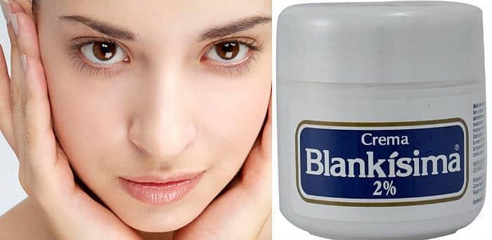 Cremas Blanqueadoras, Componentes, Características, Efectos Secundarios, Marcas 1