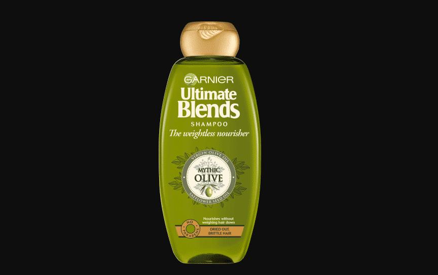 2. Champú de aceite de oliva para cabellos quebradizos