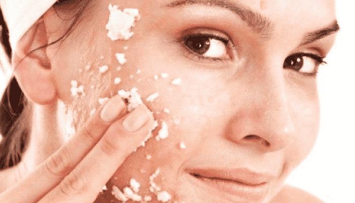 ¿Qué es jabón exfoliante?