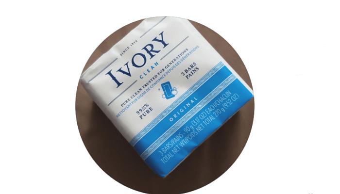 Jabón Ivory puret