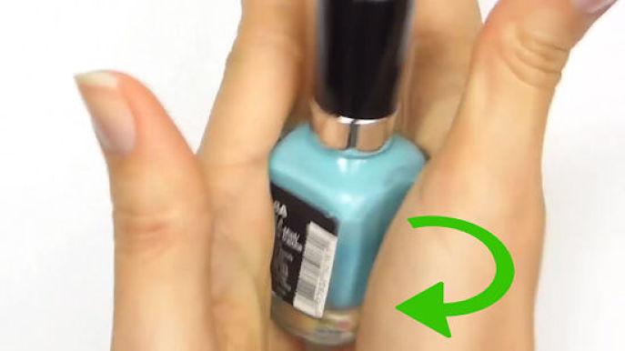 Cómo Pintarse Las Uñas Con Esmalte. 21 Consejos Importantes 12