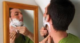 Jabón de afeitar hipoalergénico