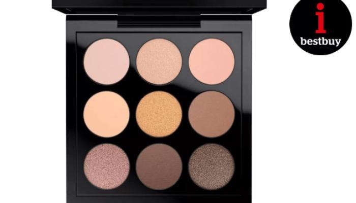 Sombra de ojos Mac x 9 en color ámbar
