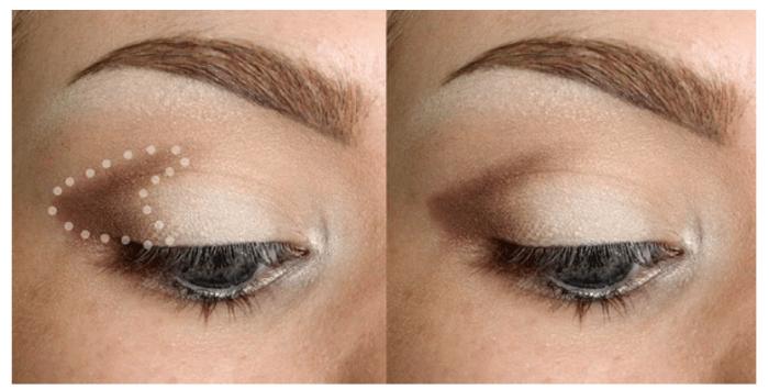 Cómo aplicar las sombras de ojo