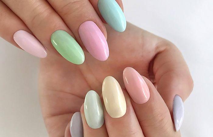 Esmalte de uñas en gel