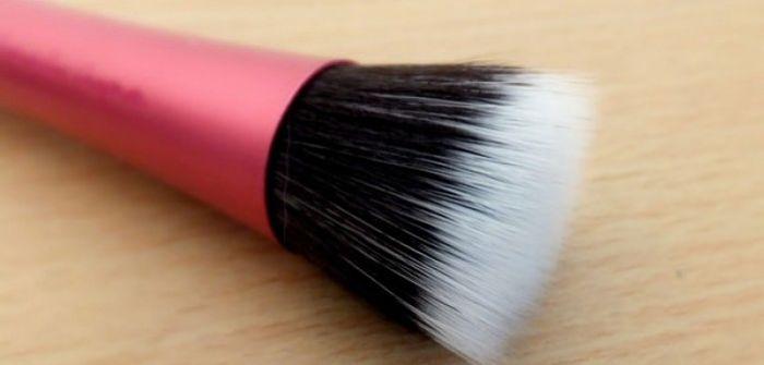 Cepillos Para Aplicar Blush En Crema. Uso, Tipos, Aplicación 1