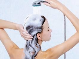 Shampoo Sin Sal Para El Cabello Graso