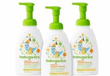 Shampoo Para Bebes Recién Nacidos