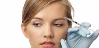 aplicación del ácido hialurónico