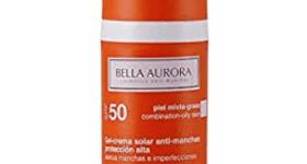 mejores cremas protectoras solares